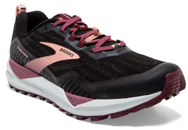brooks trail running shoes